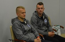 Wigry Suwałki i Bartosz Mroczek rozwiązali umowę za porozumieniem stron