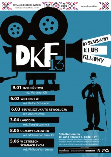 Beuys. Sztuka to rewolucja w DKF 13
