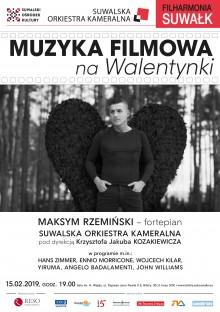 Na Walentynki – muzyka filmowa. KONKURS