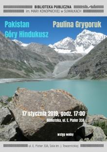 Opowieść o Pakistanie w suwalskiej bibliotece
