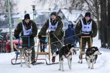 Stacja Pogodne Suwałki - Aktywni Zimą na zakończenie tegorocznych ferii i pomoc Lence