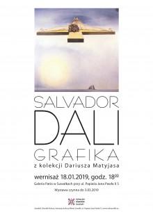 Grafiki Salvadora Dalego w Galerii Patio