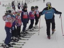 Kolejny rocznik uczy się jeździć na nartach. Akademia mistrzów narciarstwa w Szelmencie [zdjęcia]