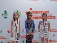 Szachy. Srebro Marty Brzozowskiej na mistrzostwach strefy podlasko-lubelskiej