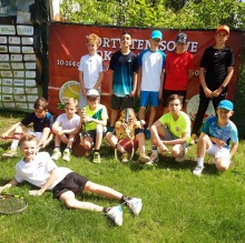 Tenis ziemny. Suwalczanie najlepsi w Olsztynie [zdjęcia]