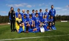 Chłopcy z AP Wigry Suwałki wygrali turniej w Niemczech