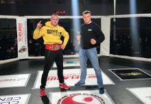 Sporty walki. Tomasz Żołowski i Miłosz Staśkiewicz triumfowali w Białymstoku [zdjęcia]