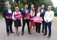 Lewica przedstawiła listę kandydatów do Sejmu. Pięcioro z Suwałk