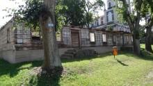 Puńsk. Rozbiorą i odbudują szpitalik [zdjęcia]