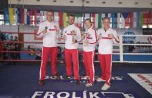 Zawodnicy Kickboxing Team Sejny z brązowymi medalami Pucharu Świata