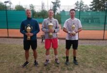 Tenis ziemny. Suwalczanie w finale Jabłoń Cup 2019 [zdjęcia]