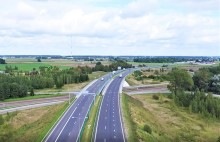 Via Baltica na Litwie. Jest obwodnica Poniewieża, będzie przebudowa drogi  od Mariampola do Budziska