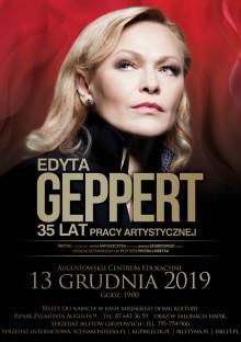 Edyta Geppert w Augustowie!