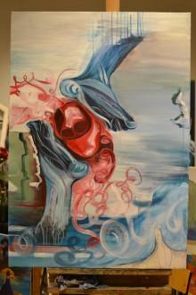 Takie dzieła powstały w Pracowni Sztuk Pięknych. Nowa wystawa w Galerii Jednego Obrazu