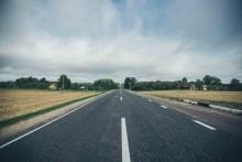 Droga Lipszczany – Sofijewo. Białorusini kończą przebudowę [zdjęcia]