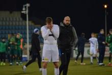 Wigry Suwałki zatrudnią trzeciego trenera w sezonie. Paweł Cretti: Baba z wozu
