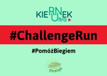 Pomóż biegiem. Challenge Run na rzecz Natalii