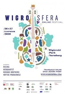 Muzyka klasyczna nad Wigrami. WigroSfera online festival 2020