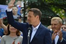 Po ataku na Rafała Trzaskowskiego w Suwałkach. Policja chce wiedzieć więcej