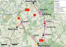 Samorząd Suwałk chce, by łącznik tras Via Carpatia i Via Baltica wiódł drogą Białystok - Augustów