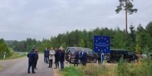 Gmina Sejny.  Będą modernizowane trzy drogi na Litwę