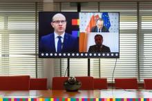 KonferencjaWspółpraca Inicjatywy Trójmorza. Powstanie sieć gospodarcza