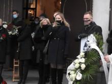 Ostatnie pożegnanie Mirosława Szyszko. Muzyka uczyniła go przedsiębiorcą