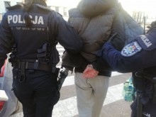 Amfetaminę i marihuanę ukryli w bombce