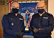 Puchar PZPN dla suwalskiej Policji