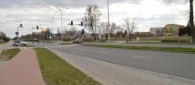 Centrum handlowe przy ul. Reja.  Najpierw przebudowa skrzyżowania z ul. Lityńskiego i rondo [foto]