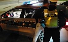 Z narkotykami i samochodem skradzionym w Norwegii