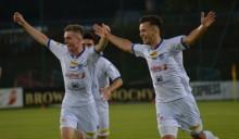 Wigry Suwałki. Piłkarze Fortuna 1 Ligi wybiegną na boiska na przełomie maja i czerwca