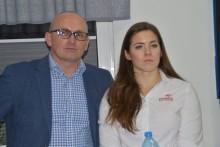 Maria Andrejczyk i jej trener przejdą testy na koronawirusa