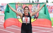 Maria Andrejczyk z mistrzynią olimpijską Sarą Kolak w Chorzowie, a potem wystąpi w Suwałkach
