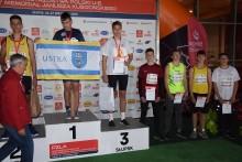 Mistrzostwa Polski U16 w lekkoatletyce. Mateusz Żyliński z rekordem życiowym i tuż za podium
