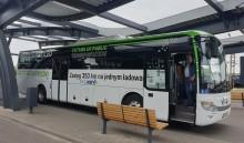 Autobus elektryczny z Suwałk do Białegostoku oraz z Suwałk przez Wigry do Sejn. PKS Nova testuje