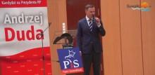 Prezydent Polski we wtorek w Suwałkach i Augustowie. Andrzej Duda wraca po ponad 5 latach