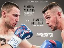 Pięściarskie święto w Augustowie. Amfiteatr areną gali Knockout Boxing Night 11: REVENGE