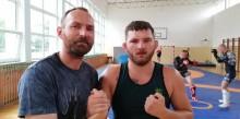 Zawodnicy MMA trenowali w Bakałarzewie [zdjęcia]