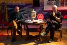 Kolej Transsyberyjska. Piotr Malczewski opowiadał o swojej najnowszej książce w Rozmarino [zdjęcia]