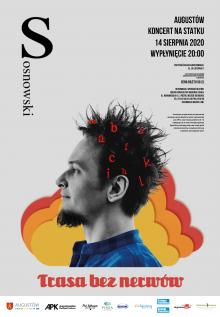 Sosnowski – koncert na statku