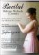 Recital Malwiny Michaeli Grzanki w Wigrach