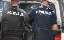 Suwałki. Policjanci zatrzymali sprawcę rozboju sprzed czterech lat
