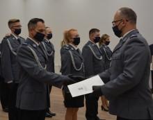 Święto Policji w Suwałkach. Prawie 80 awansów [zdjęcia]