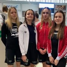 Pływanie. Optymizm pływaków MUKS Olimpijczyk przed Mistrzostwami Polski