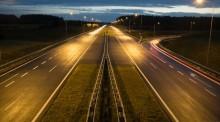 Mazury. Stan budowy trasy S16 Mrągowo- Orzysz Ełk i rozbudowa drogi Gołdap -  Olecko - Ełk