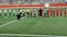 Wigry Suwałki - Żalgiris Wilno 0:0. Drugi sparing w Mariampolu i drugi bez gola