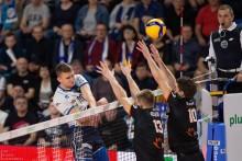 PlusLiga: Podział punktów w Bydgoszczy, Ślepsk Malow Suwałki spadł na 11. miejsce [zdjęcia]