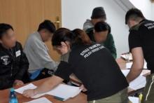 Obywatele Indonezji i Mongolii nielegalnie zatrudnieni w powiecie oleckim