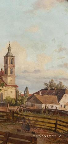 Pokaz obrazu Kazimierza Górnickiego w suwalskim Muzeum